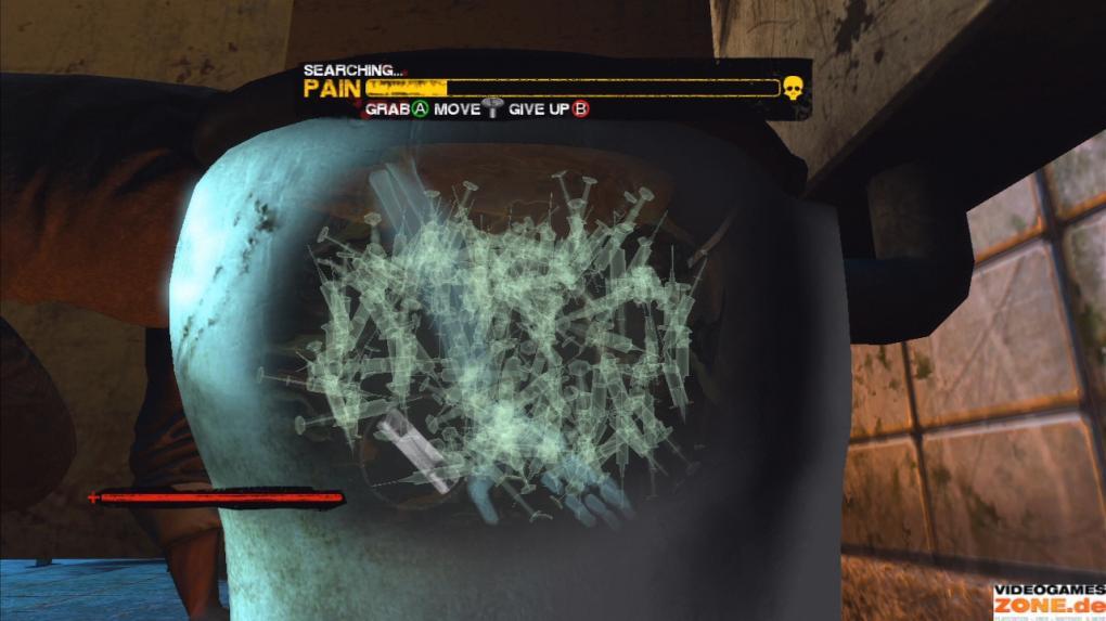 SAW: Unser Test zum Horror-Schocker für Xbox 360 und PS3 on