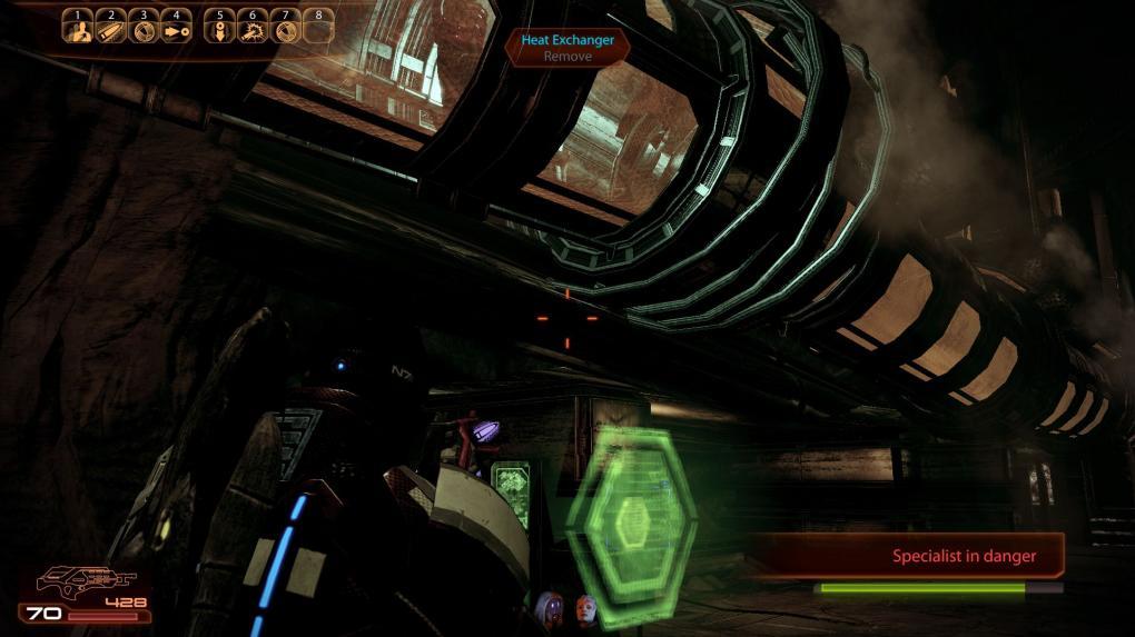 Mass Effect 2 Kollektoren Basis Zerstören