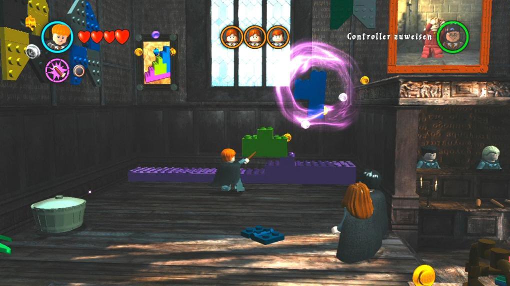 Lego Harry Potter Die Jahre 1 4 Im Test Für Ps3 Und Xbox 360