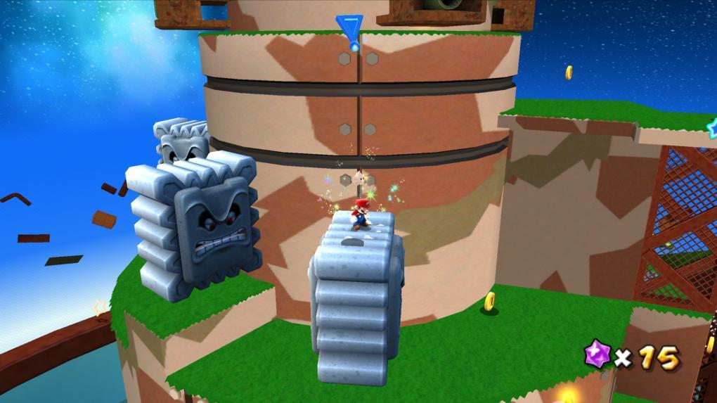 Super Mario Galaxy 2 dank Dolphin-Emulator in HD