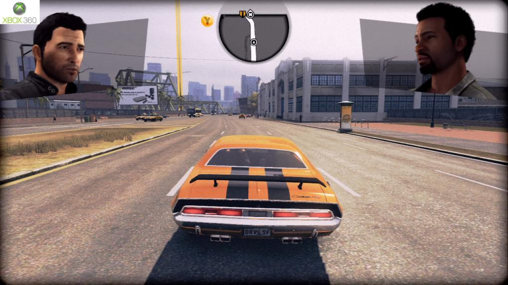 Driver San Francisco Ps3 Gegen Xbox 360 Grafikvergleich Mit Interaktivem Slider Und Hd Video Video Des Tages