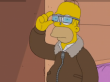 Die Simpsons: Homer testet Augmented-Reality-Brille Google Glass - mit Trailer!