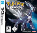 Packshot zu Pokémon Diamond