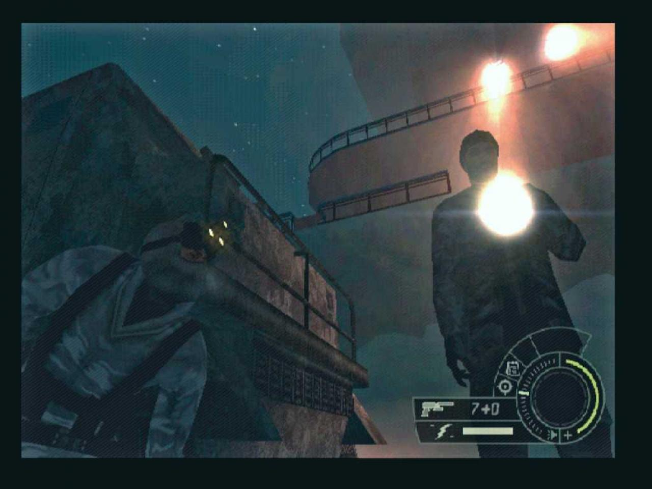 splinter cell double agent ps2 iso