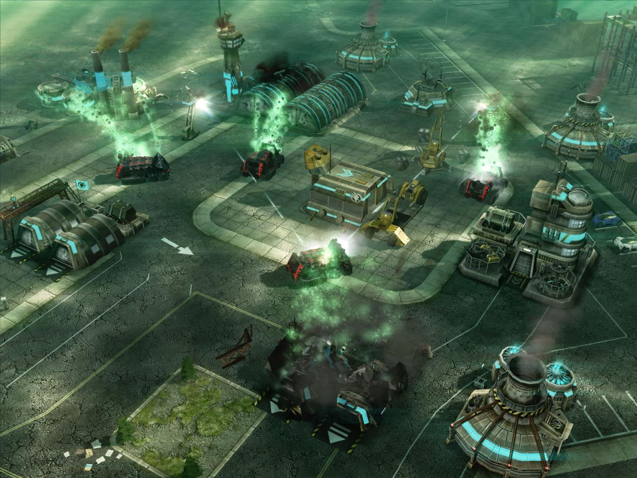 [27/02/08] Command &amp; Conquer 3 Kanes Rache - Unterfraktion der Nod: Tiberium Trooper<br>