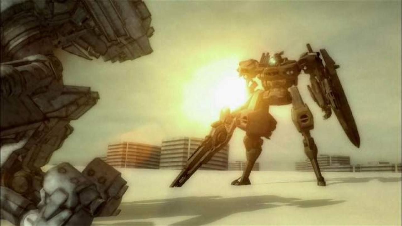 [04/03/08] Armored Core 4: For Answer Screenshots