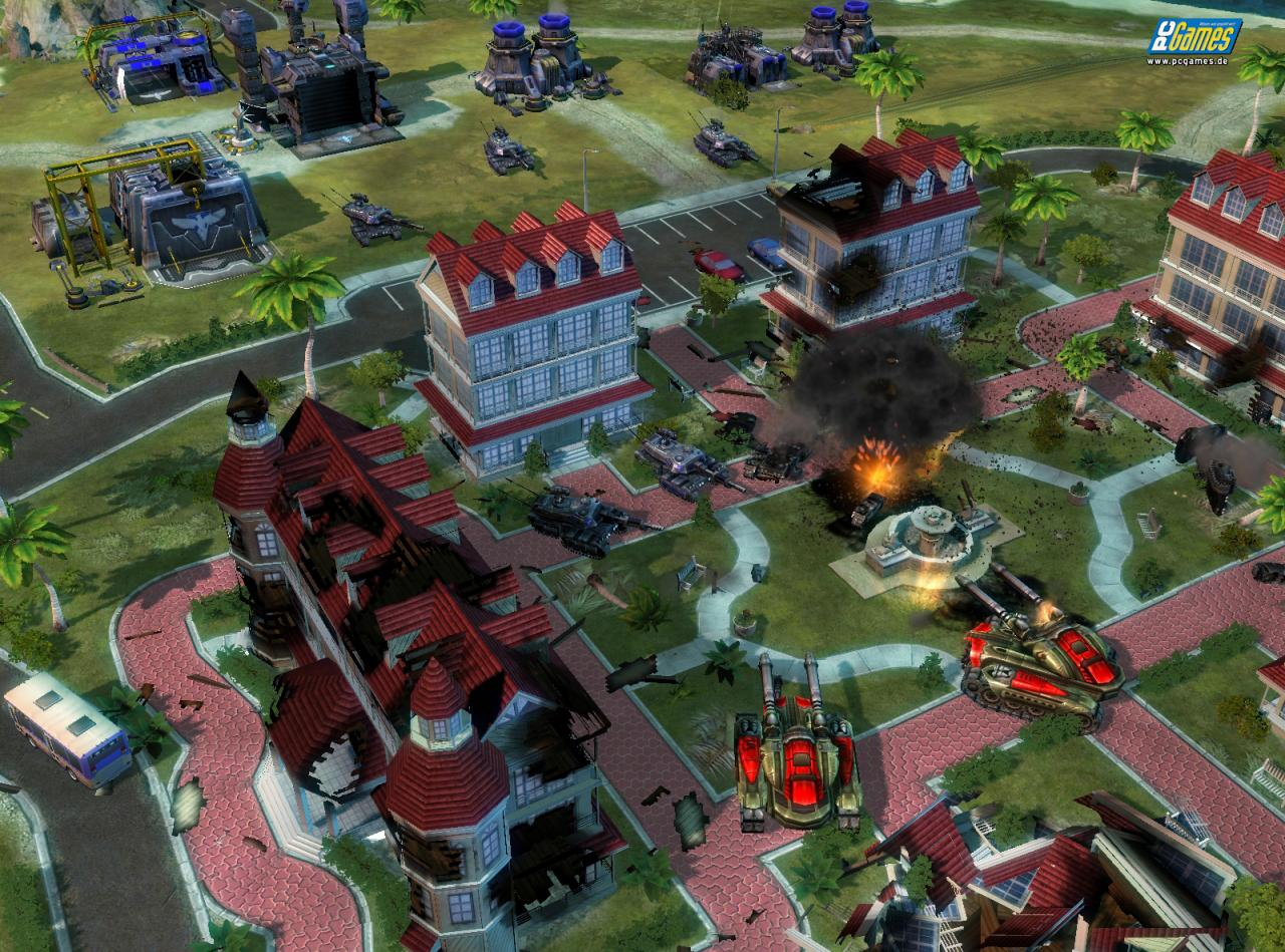 [11/03/08] Command and Conquer: Alarmstufe Rot 3
