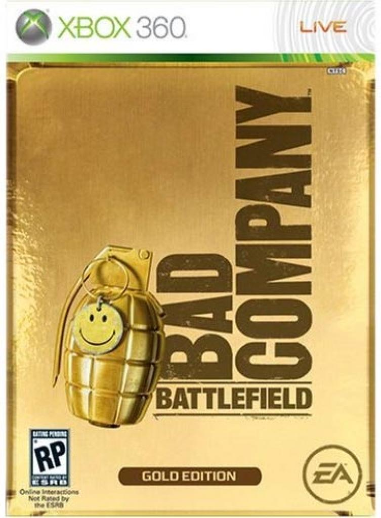 [10/03/08] Battlefield: Bad Company Packshot