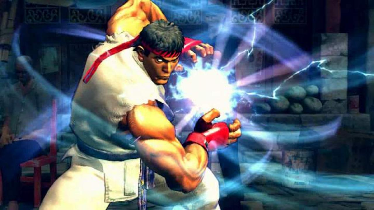 [04/03/08] Street Fighter IV Screenshots - Capcom - Xbox 360 - PlayStation 3