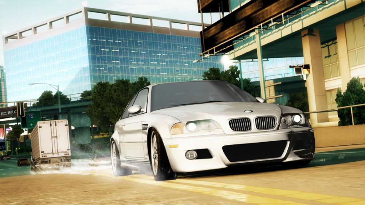 [03/10/08] <b>Need for Speed: Undercover</b>: '03 BMW M $38,000