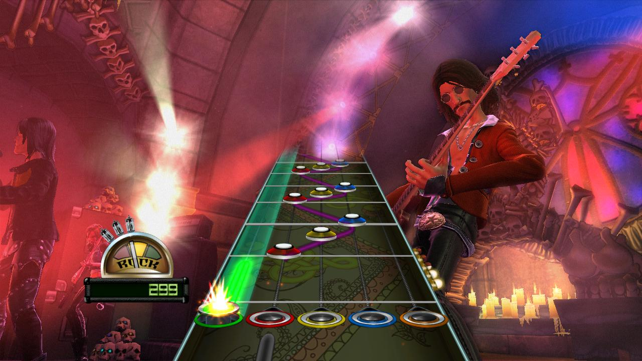 Guitar Hero World Tour Xbox  Downloadable Songs