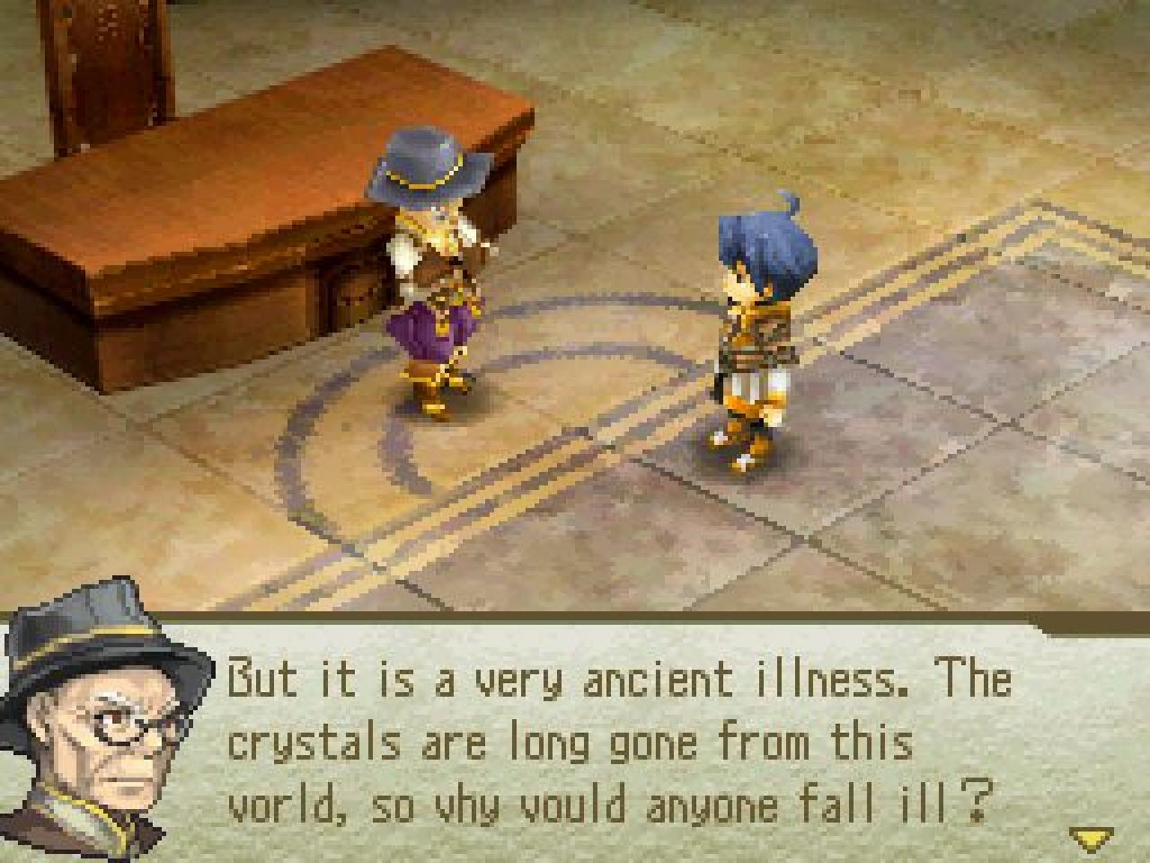 [10/12/08] Final Fantasy Crystal Chronicles: Echoes of Time Screenshots (1)