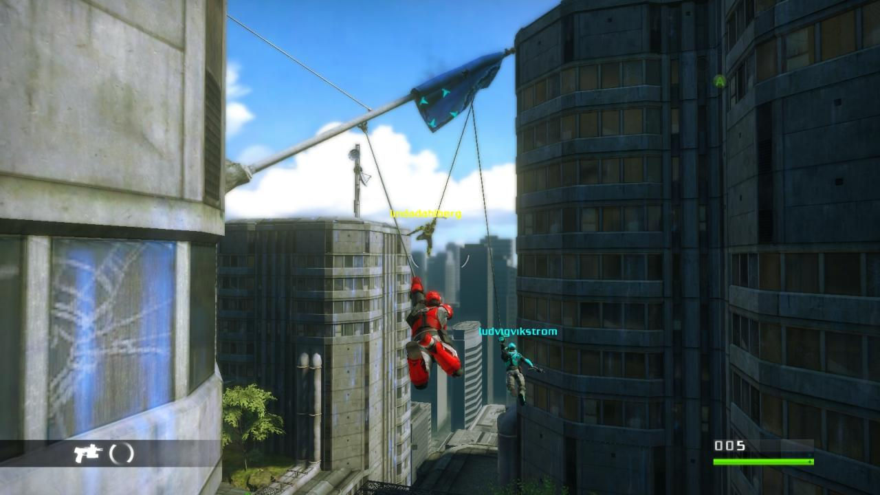 [18/12/08] Bionic Commando Screenshots (1)