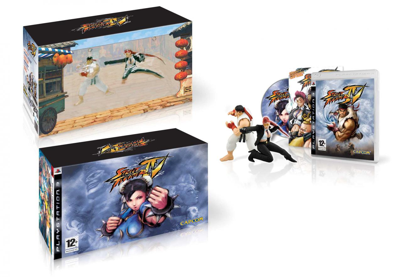 [08/12/08] Street Fighter IV Limited Edition (1)