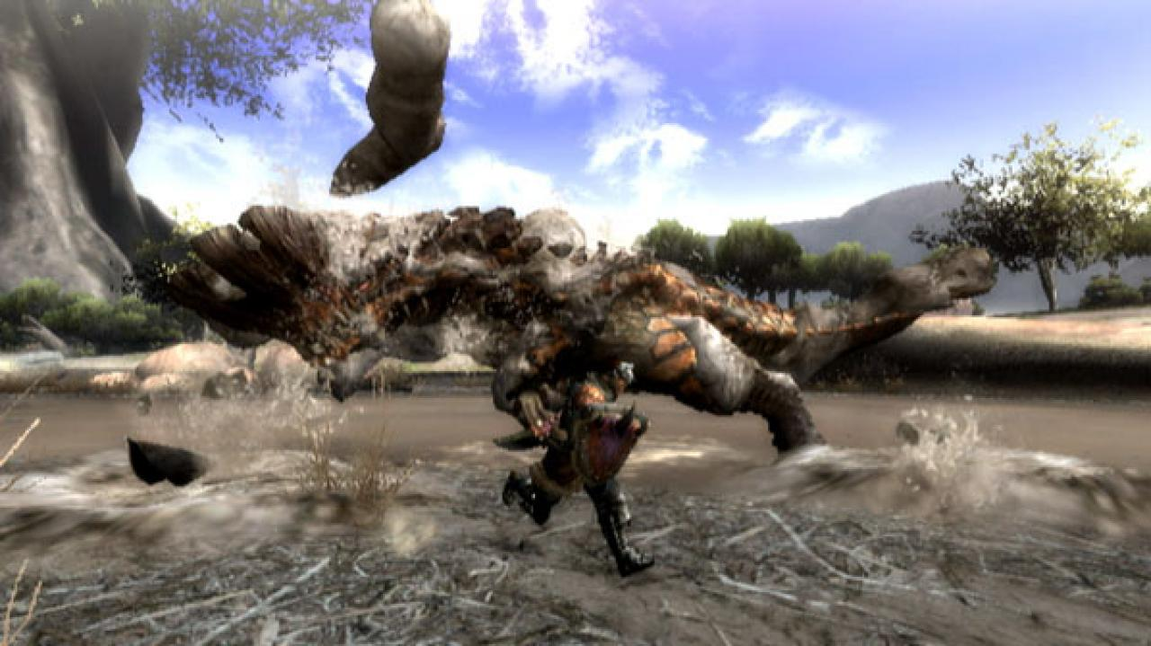 [23/01/09] Monster Hunter 3 (1)