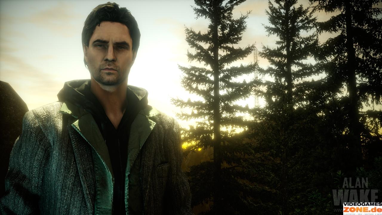 [02/06/09] Alan Wake Screenshots von der E3 2009 (1)