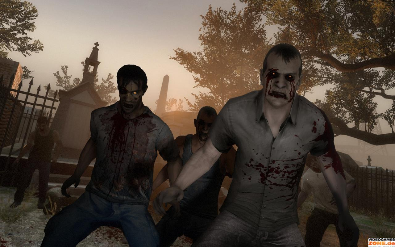 [02/06/09] Left 4 Dead 2 Screenshots von der E3 2009 (1)