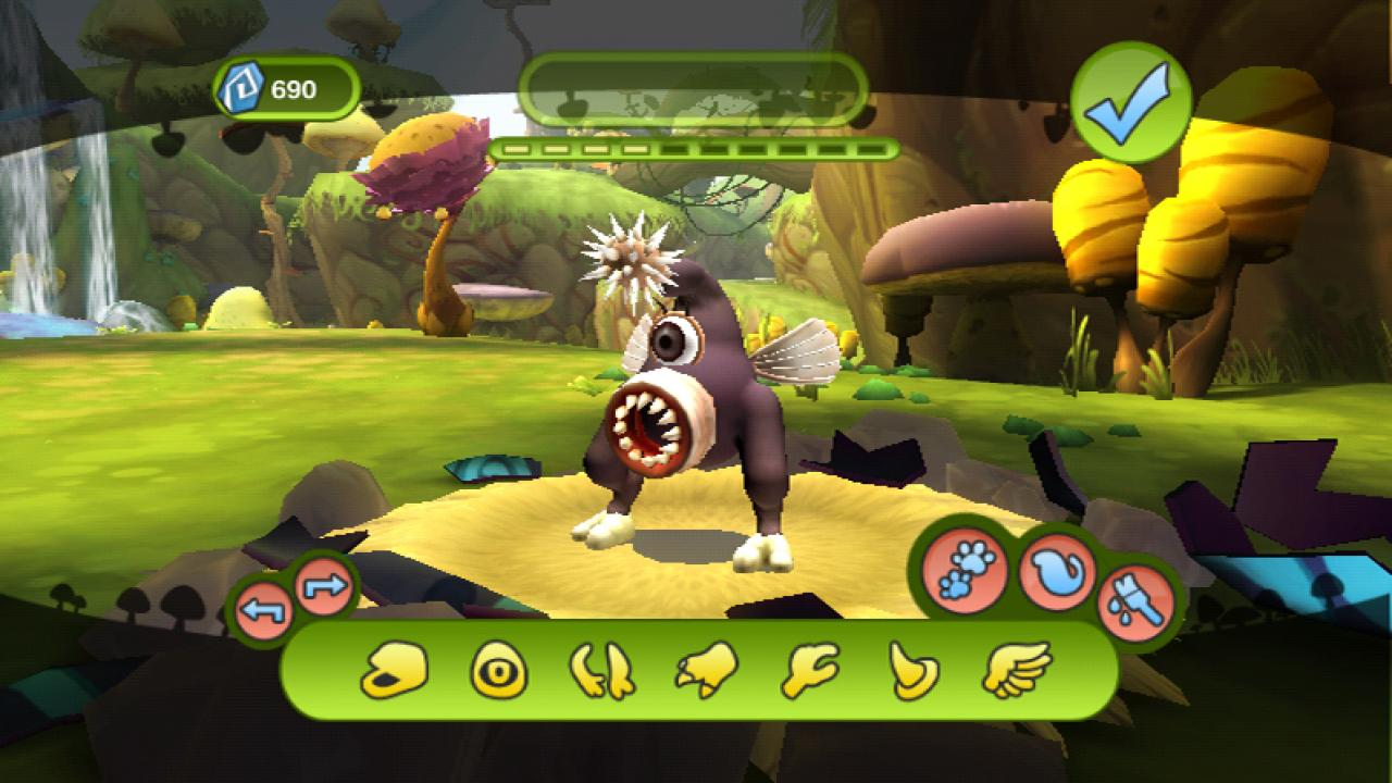 [01/06/09] Spore Hero für Wii Screenshots (E3 2009) (1)
