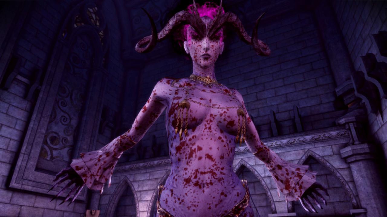 Dragon age origins desire demon pleasure mod xxx tubes