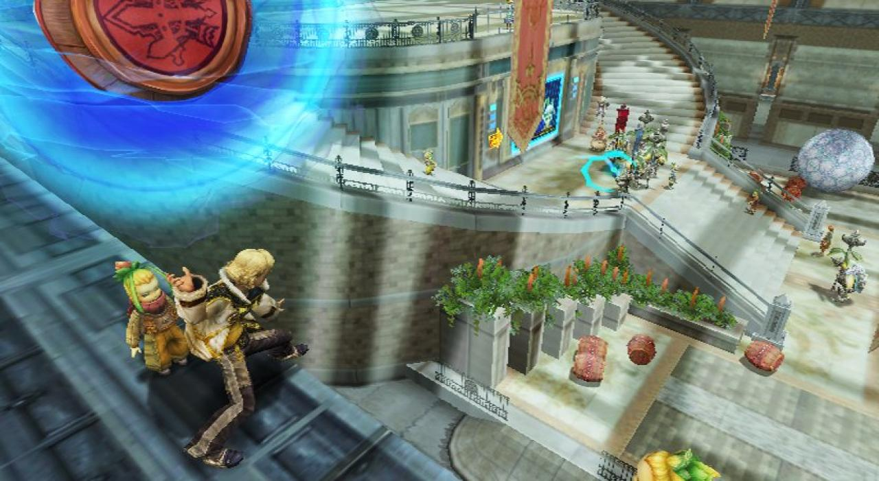 [04/02/10] Screenshots aus Final Fantasy Crystal Chronicles: The Crystal Bearers für Wii (1)