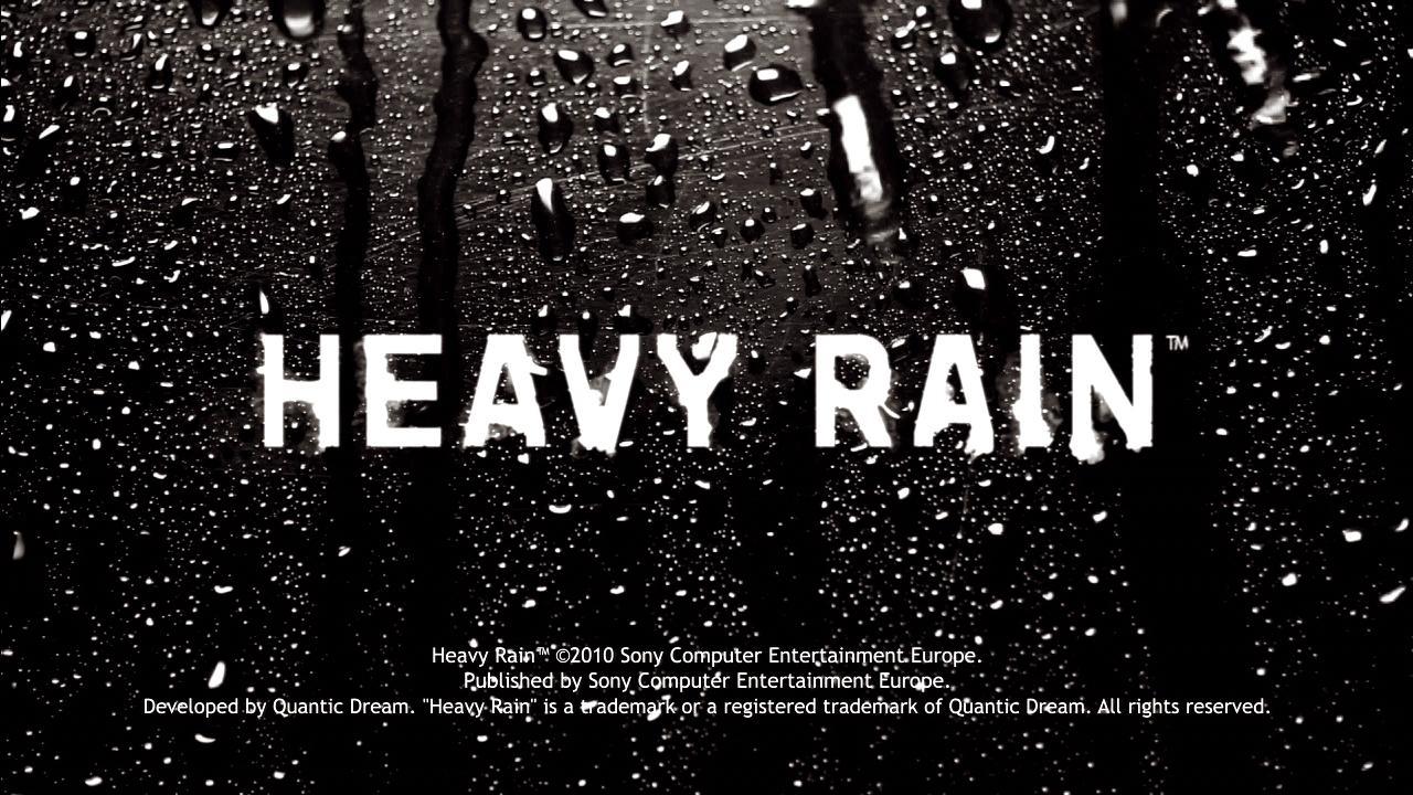 Heavy Rain (Video Game 2010) - IMDb