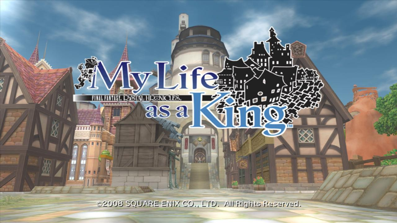 [09/03/10] Final Fantasy Crystal Chronicles: My Life as a King in 1080p (1)