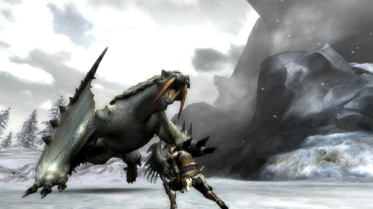 [15/04/10] Die neuen Screenshots zu Monster Hunter Tri (1)