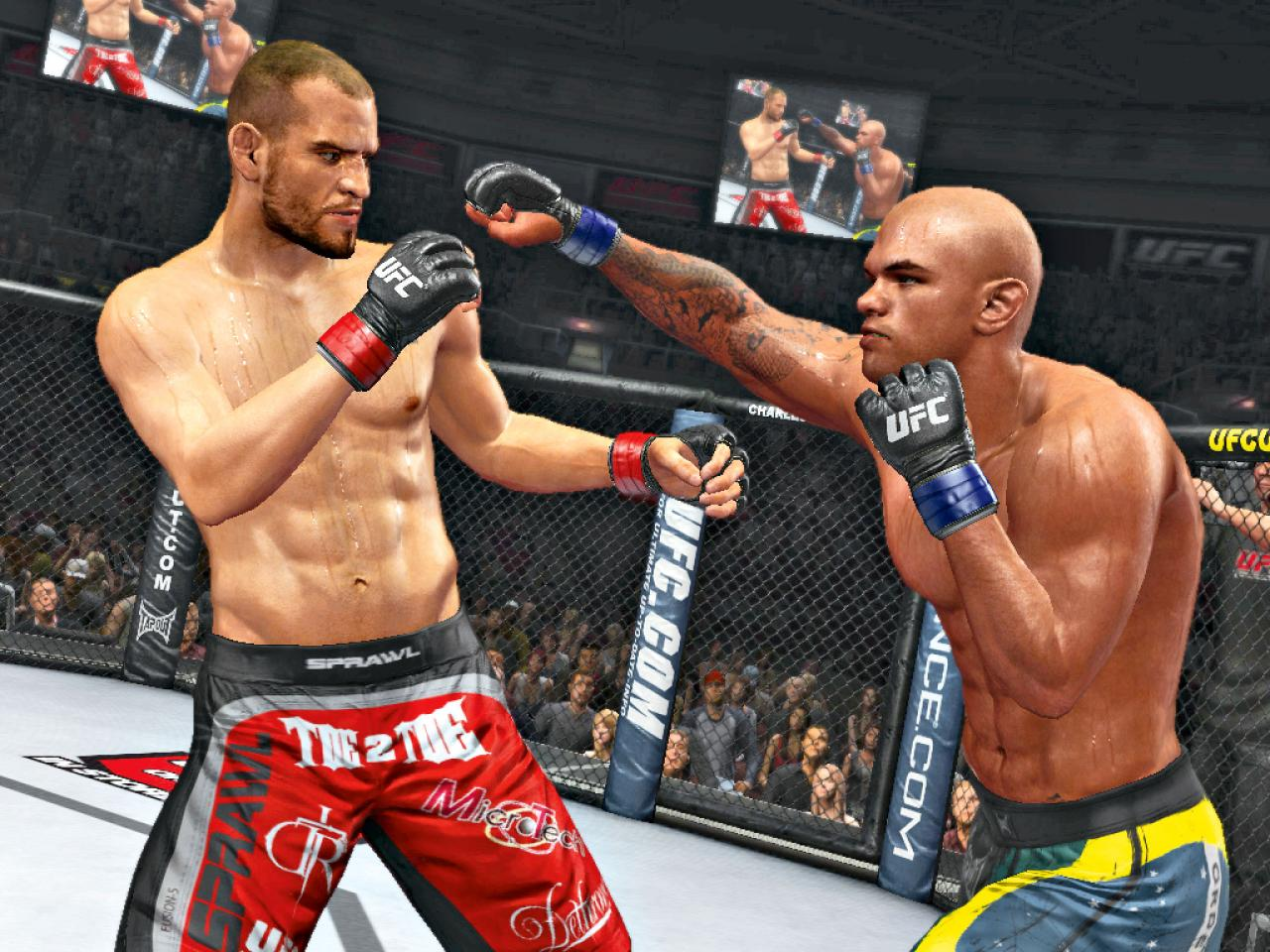 how to play ufc 2 online