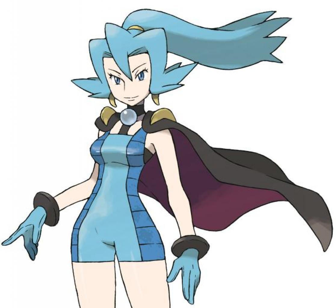 Pokemon Sandra