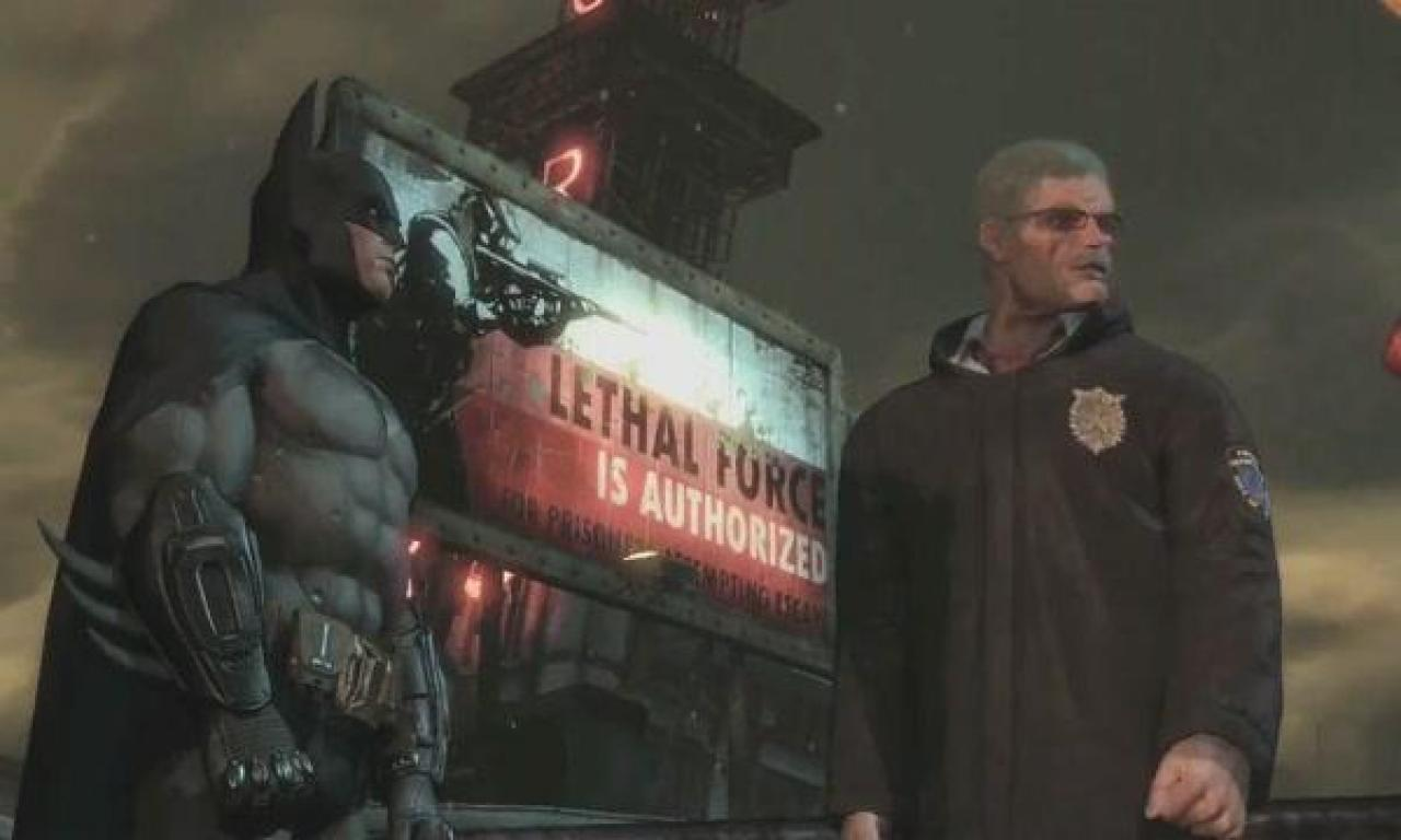 batman arkham city trailer - photo #18