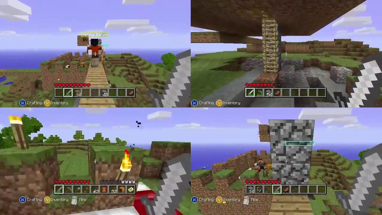 how to play online minecraft xbox 360 without gold