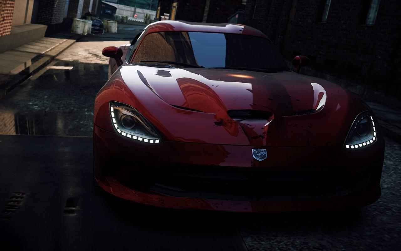 need for speed most wanted neues gameplay video zum singleplayer modus. Black Bedroom Furniture Sets. Home Design Ideas