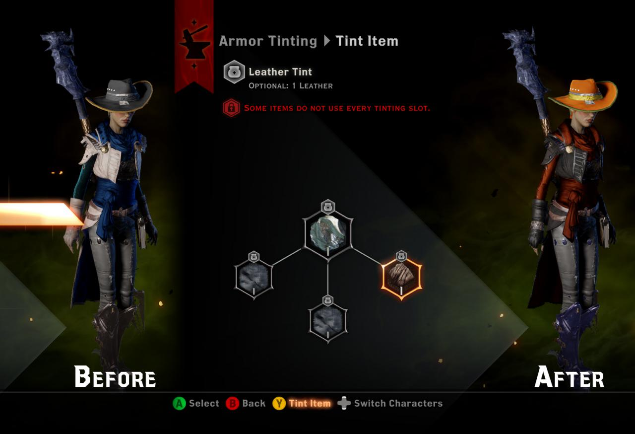 Best  Handed Build Dragon Age Inquisition