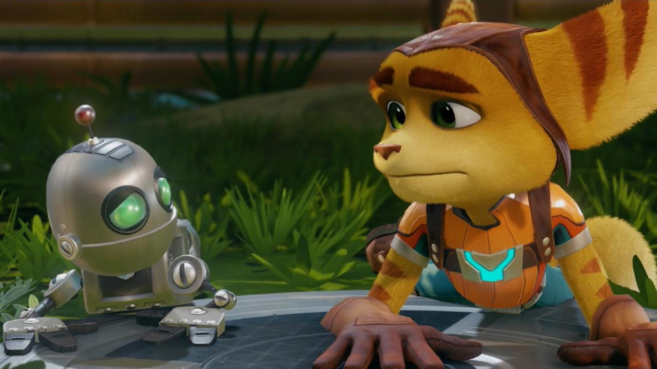 U Ratchet Video Ratchet & Clank im...