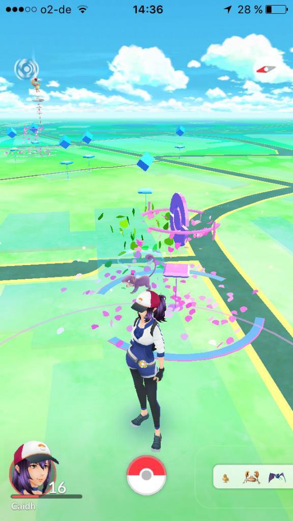 Pokemon Go Spieler Fangt Bereits Alle Pokemon Der Usa