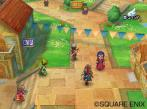 Screenshots aus Dragon Quest IX für Nintendo DS. (1)