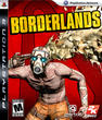 Borderlands Boxart - PlayStation 3 (1)