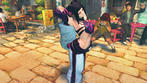 Juri-Screenshots aus Super Street Fighter 4.