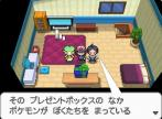 Aktuelle Screenshots aus Pokémon Black and White. (