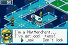 Screenshot zu Mega Man Battle Network 6: Cybeast Falsar und Cybeast Gregar - 2006/08/NZone_0806_GBA_Mega_Man_Battle_Network_6_02.jpg