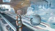 Final Fantasy 13-Gundlagentipps: Schatzsucher - Seht euch bei eurem Abenteuer immer gut um, es gibt viele Schätze zu entdecken. In kleinen Abzweigungen und Sackgassen schweben sie am liebsten.