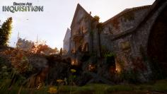 Dragon Age: Inquisition - Skyhold Castle. (2)