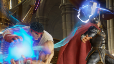 Marvel vs.Capcom: Infinite in der Vorschau.