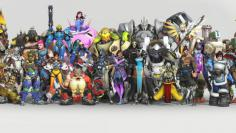 Overwatch: Alle 24 Helden