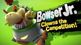 Super Smash Bros.: The Future of Evil-Trailer stellt Bowser jr. vor