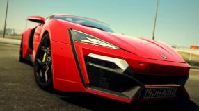 Project CARS: Lykan Hypersport im Trailer