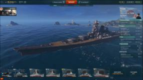 World of Warships: buffed Shipyard - Folge 8: IJN Yamato (Tier X) - Video