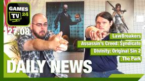 Video-Newsshow: LawBreakers, Divinity: Original Sin 2, Assassin's Creed