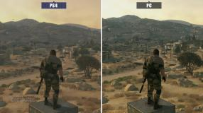 Metal Gear Solid 5: The Phantom Pain - Video-Grafikvergleich PC vs. Xbox One vs. PS4