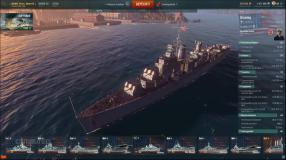 World of Warships: USS Gearing - Video-Guide (buffed Shipyard Folge 66)
